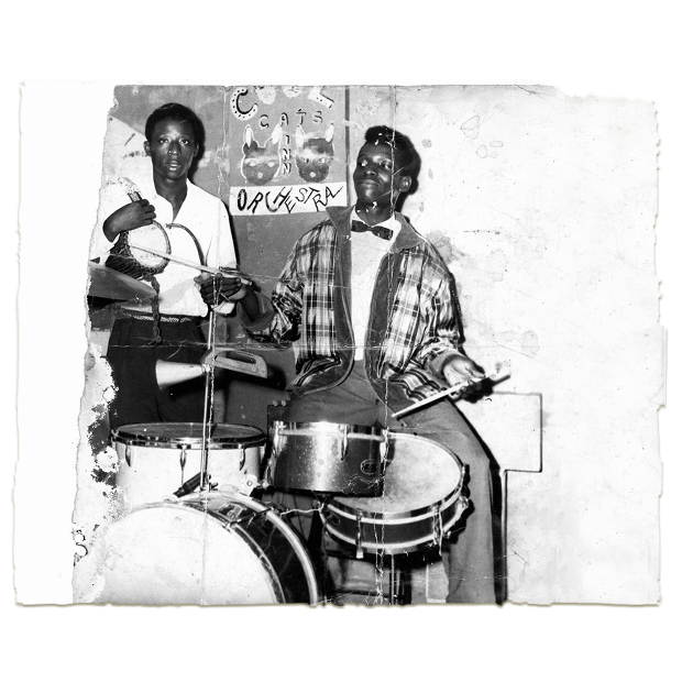 Inventor of Afrobeat Tony Allen's Early Career